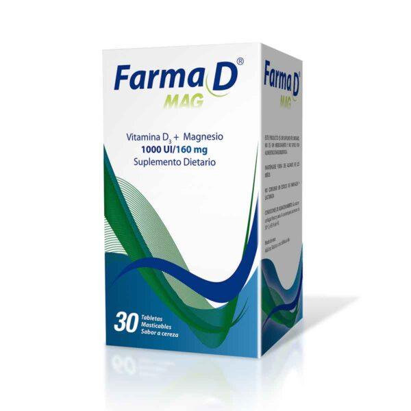 FarmaDMag 1000UI 30CAP EAN1 1