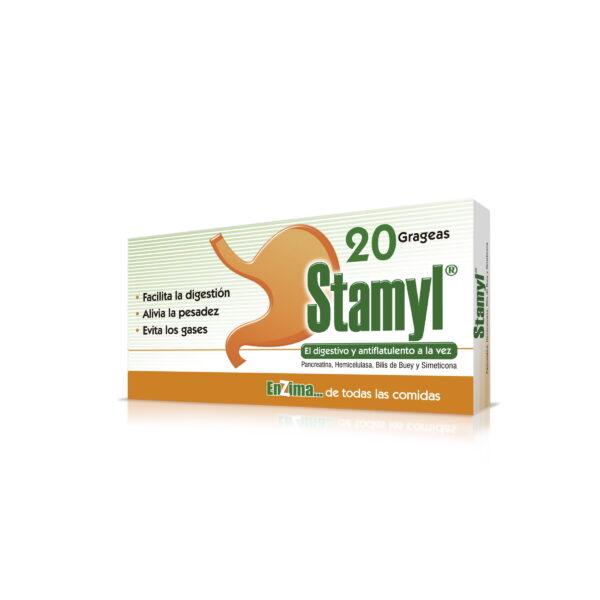 STAMYL GRAGEAS 3 4 D